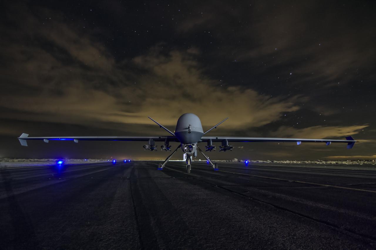 GA-ASI MQ-9 Remotely Piloted Aircraft
