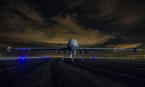 GA-ASI Successfully Completes Self-Protection System Demo on MQ-9 Remotely Piloted Aircraft