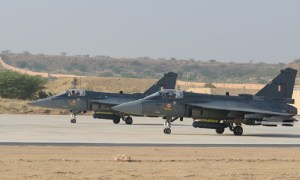 Indian Government Approves $6.5 Billion Deal for LCA MK1A Tejas Fighter Jets