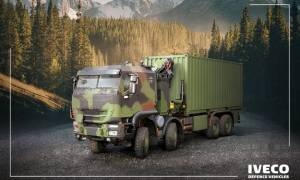 Iveco Defence Vehicles to Supply 1.048 Trakker Military Trucks to German Armed Forces