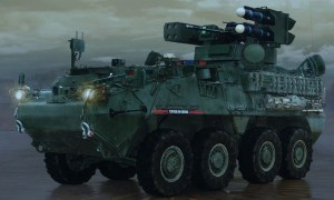 Leonardo DRS Awarded $600 Million Contract for US Army IM-SHORAD Mission Equipment Packages