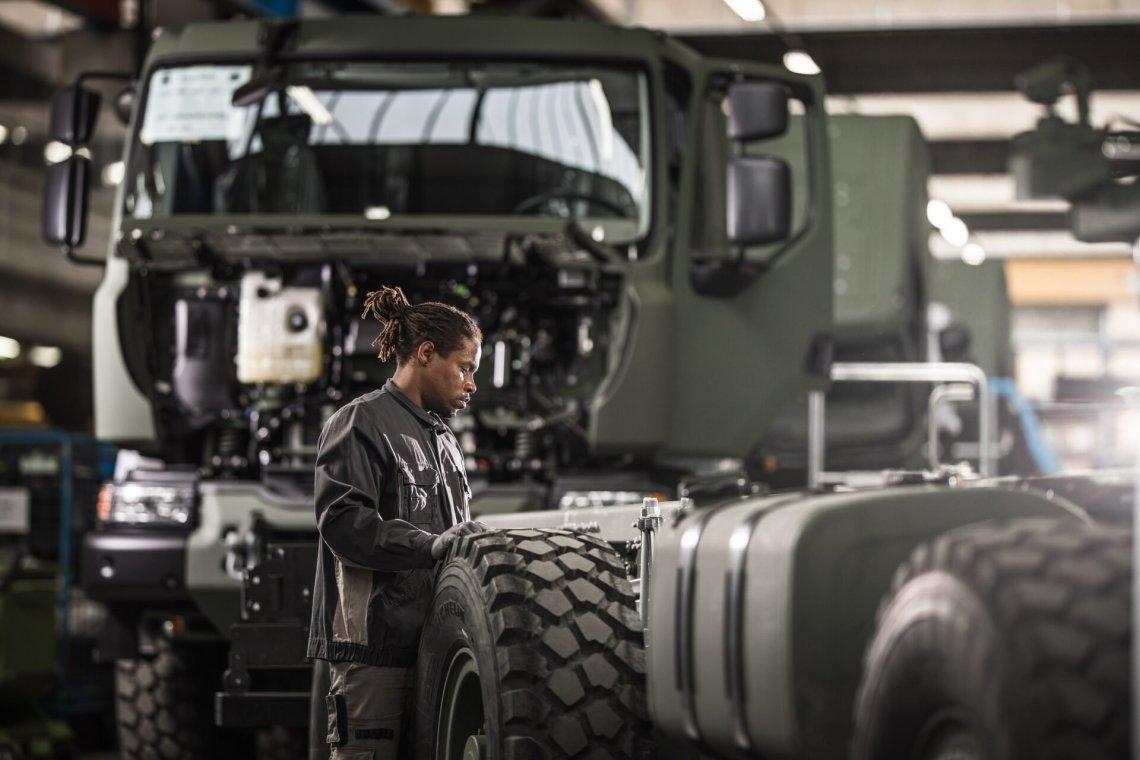 Medium Support Vehicle System (MSVS) Trucks