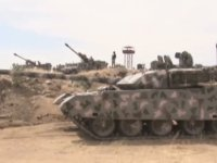 Nigerian VT-4 Main Battle Tanks Debuts in Anti-Terrorism Operation