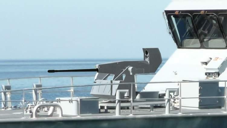 Oerlikon Searanger 20 High Precision Naval Gun