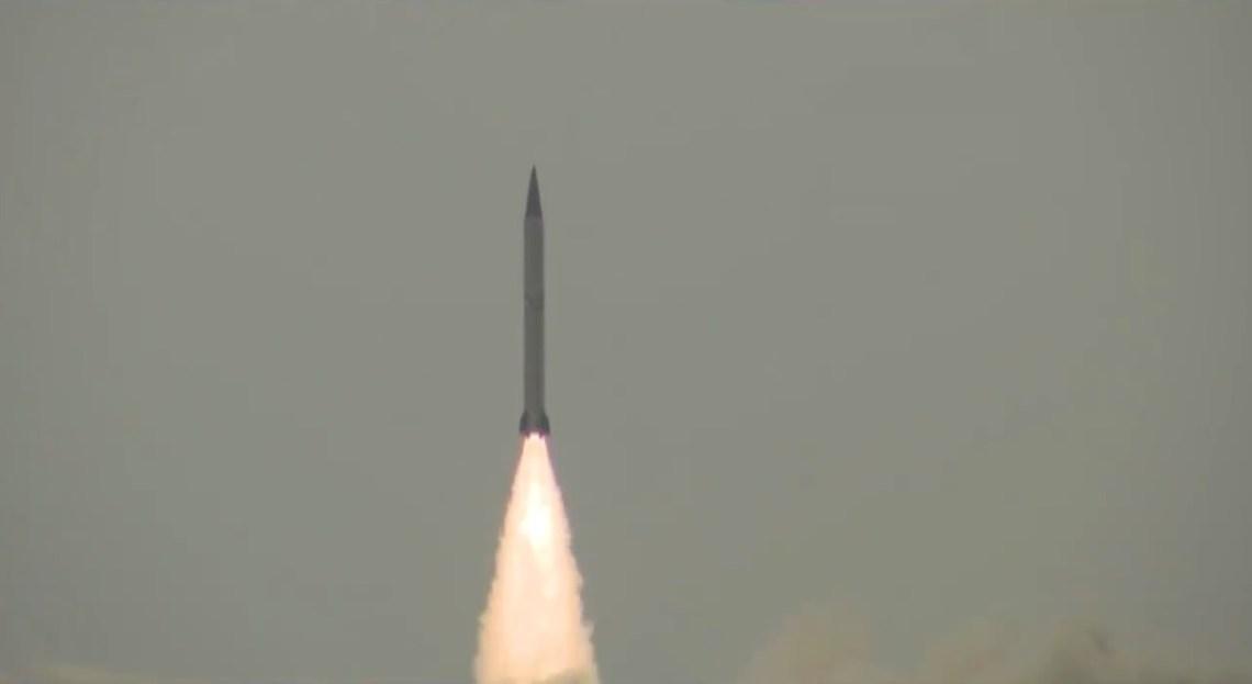 Pakistan Successfully Test-fires Shaheen-III Medium Range Ballistic Missile