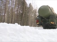Russian Strategic Missile Forces Conduct Field Training in Irkutsk