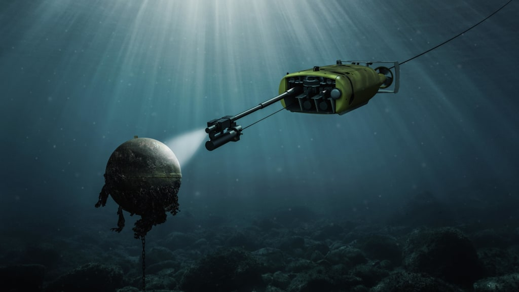 Saab Signs Contract on MuMNS for Franco-British Maritime Mine Counter Measures (MMCM) Programme