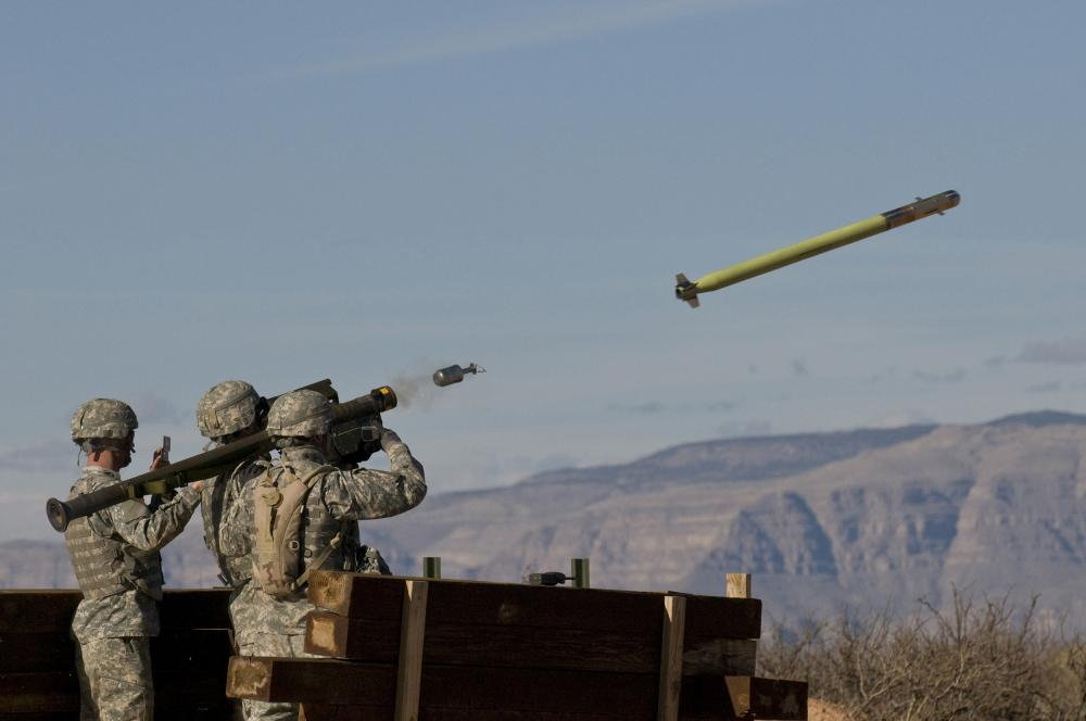 The Stinger missile's seeker and guidance system enables the weapon to acquire, track and engage a target with one shot.