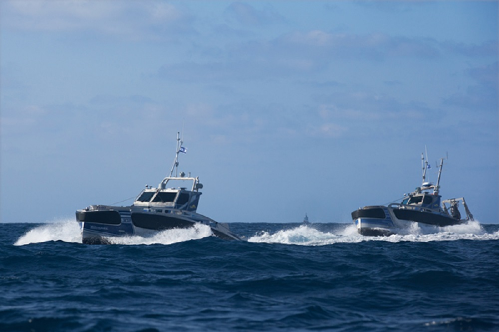 Elbit Systems Seagull Unmanned Surface Vehicles