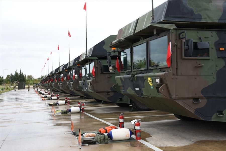 Turkish Army 66th Mechanised Infantry Brigade Samur