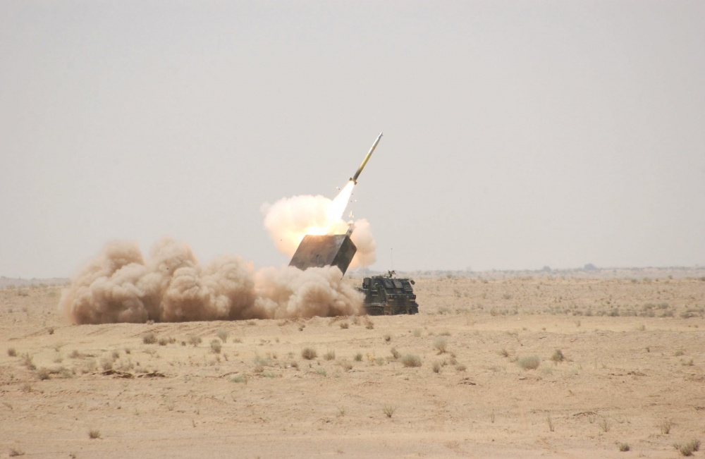 US Army Celebrates Production of 50,000th Guided Multiple Launch Rocket System (GMLRS)