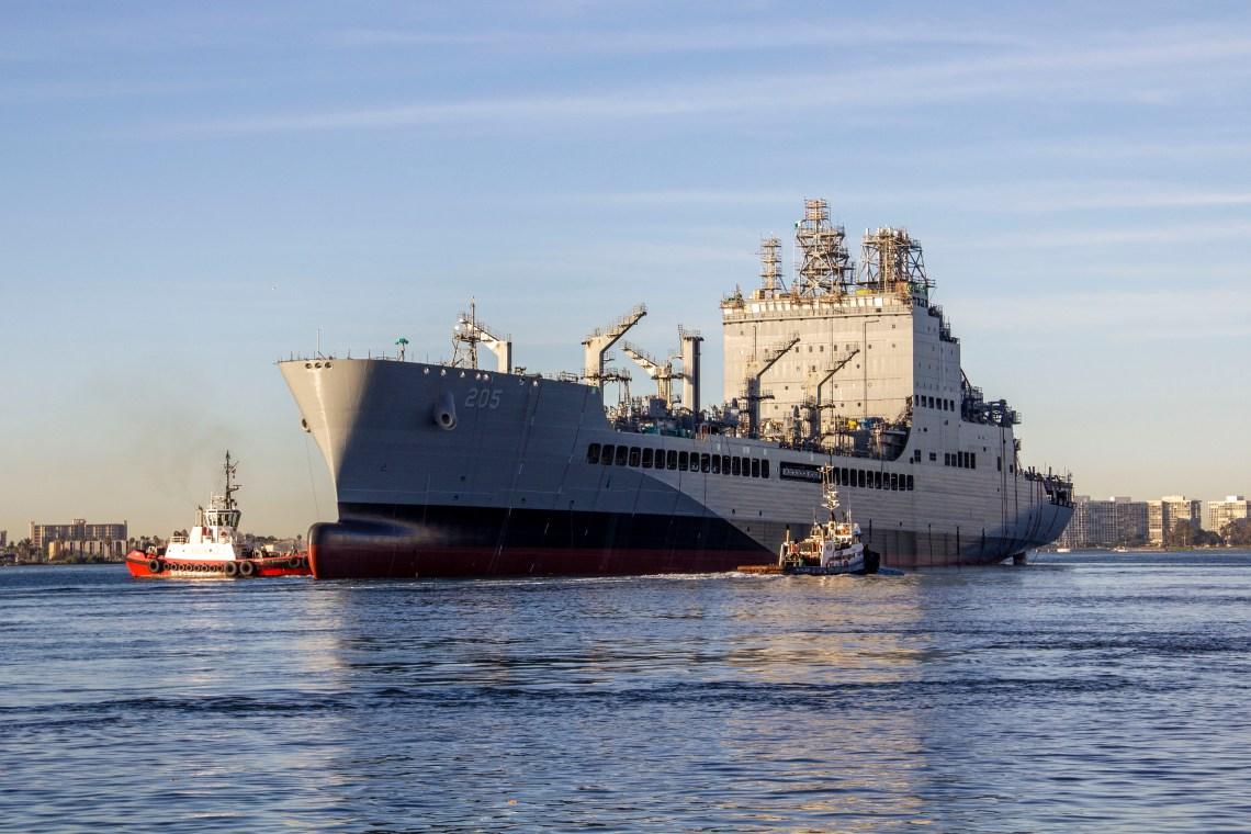 USNS John Lewis (T-AO 205)
