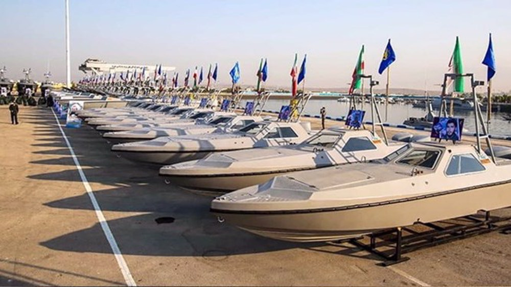 340 Combat Speedboats Join Islamic Revolution Guards Corps Navy Fleet