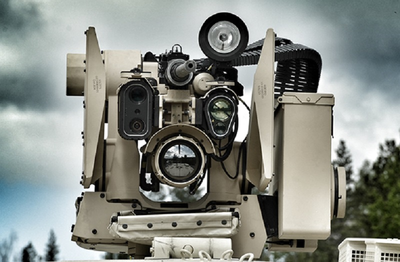 PROTECTOR RS4 Remote Weapon Station (RWS)