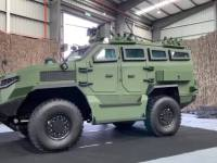 Mildef HMAV4X4 4x4 High Mobility Armoured Vehicle