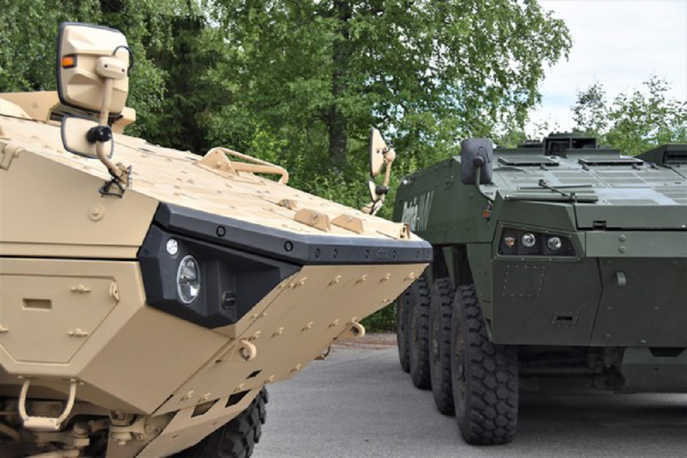 Patria Fulfilled Its Industrial Participation Obligations Related to Patria AMV Delivery Programme in Croatia