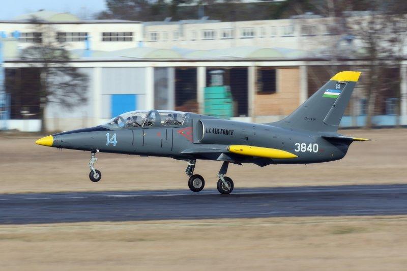 AERO Vodochody Completes Overhauled L-39 Albatros Deliveries to Uzbek Air Force