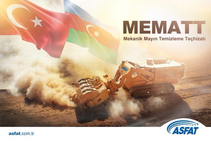 Azerbaijan Receives Turkey's MEMATT Minesweepers