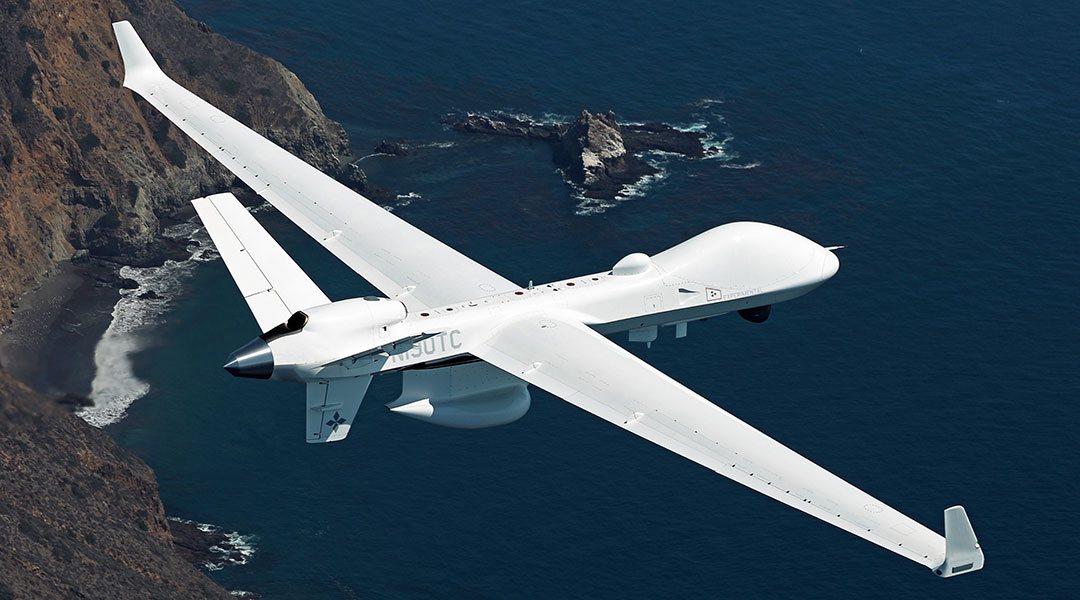 GA-ASI Plans to Demonstrate Maritime-Configured MQ-9B SeaGuardian Capability in UK