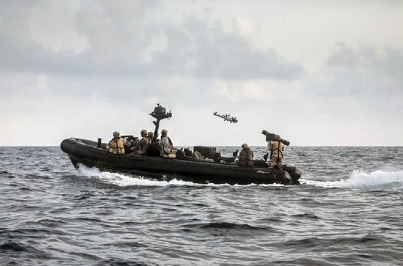 MBDA MMP Sea Launced