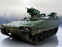 Norwegian Army Adding 20 CV90 Infantry Fighting Vehicles to Its Fleet