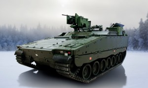Norwegian Army Adding 20 CV90 Infantry Fighting Vehicles to Its Fleet