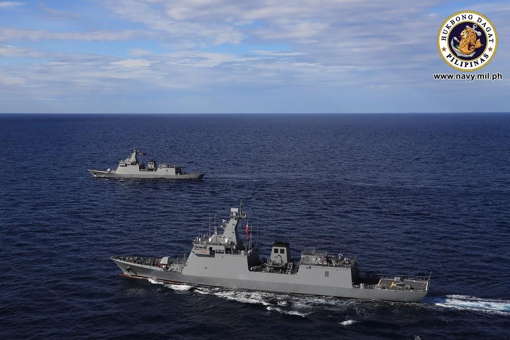 Philippine Navy Frigate BRP Antonio Luna