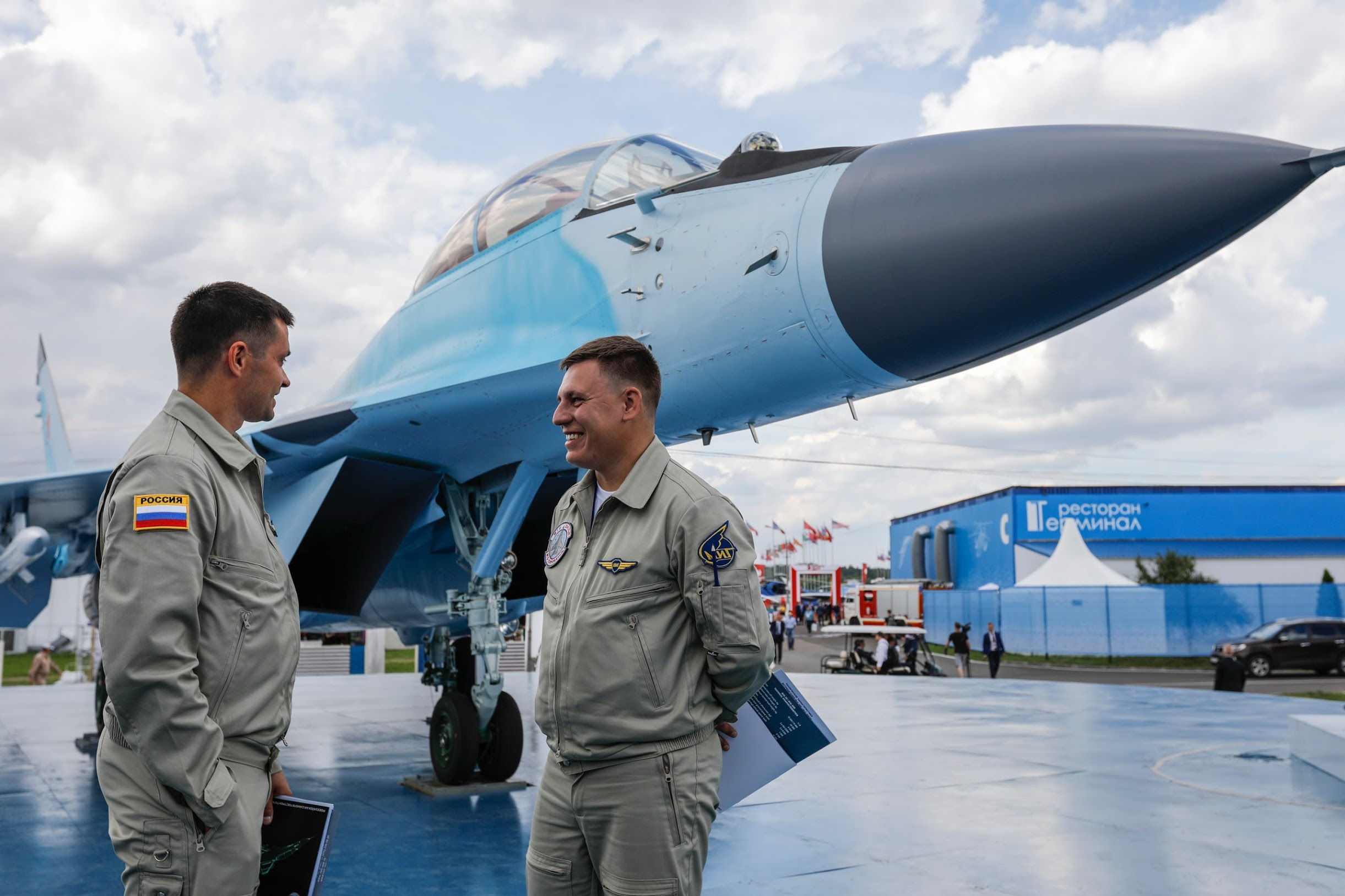 Russian Aircraft Corporation MiG Corporation Launches Interactive Aircraft Assembly Complex