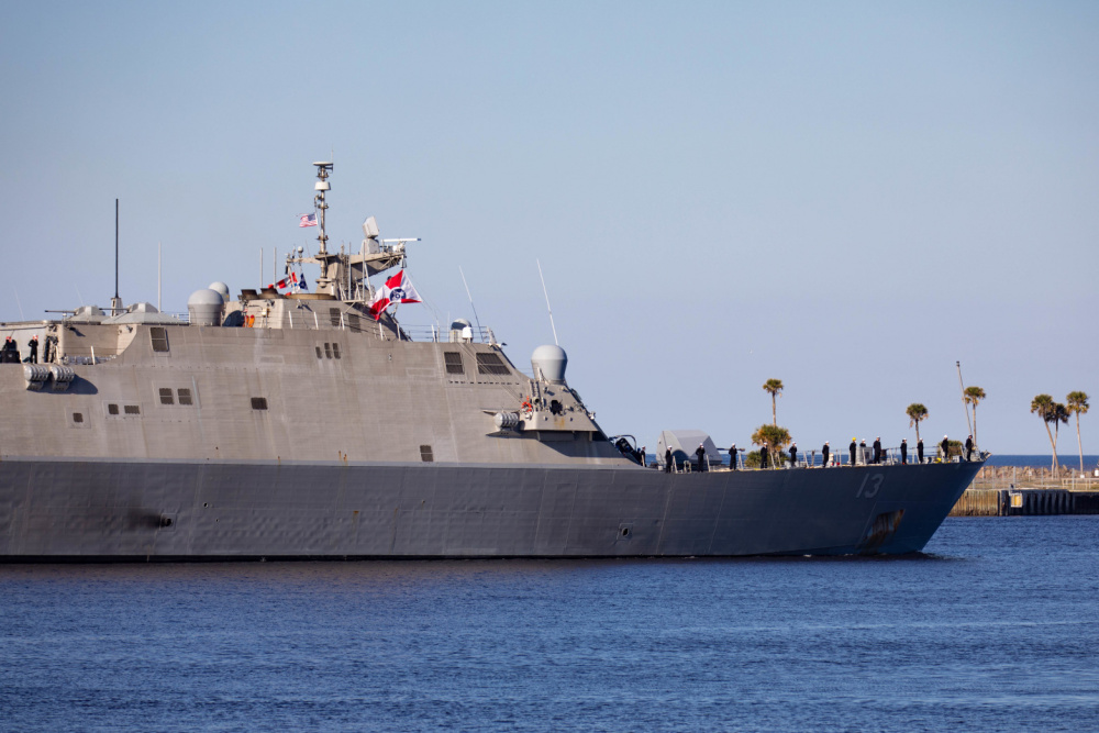 USS Wichita Deploys to Support Regional Cooperation and Security