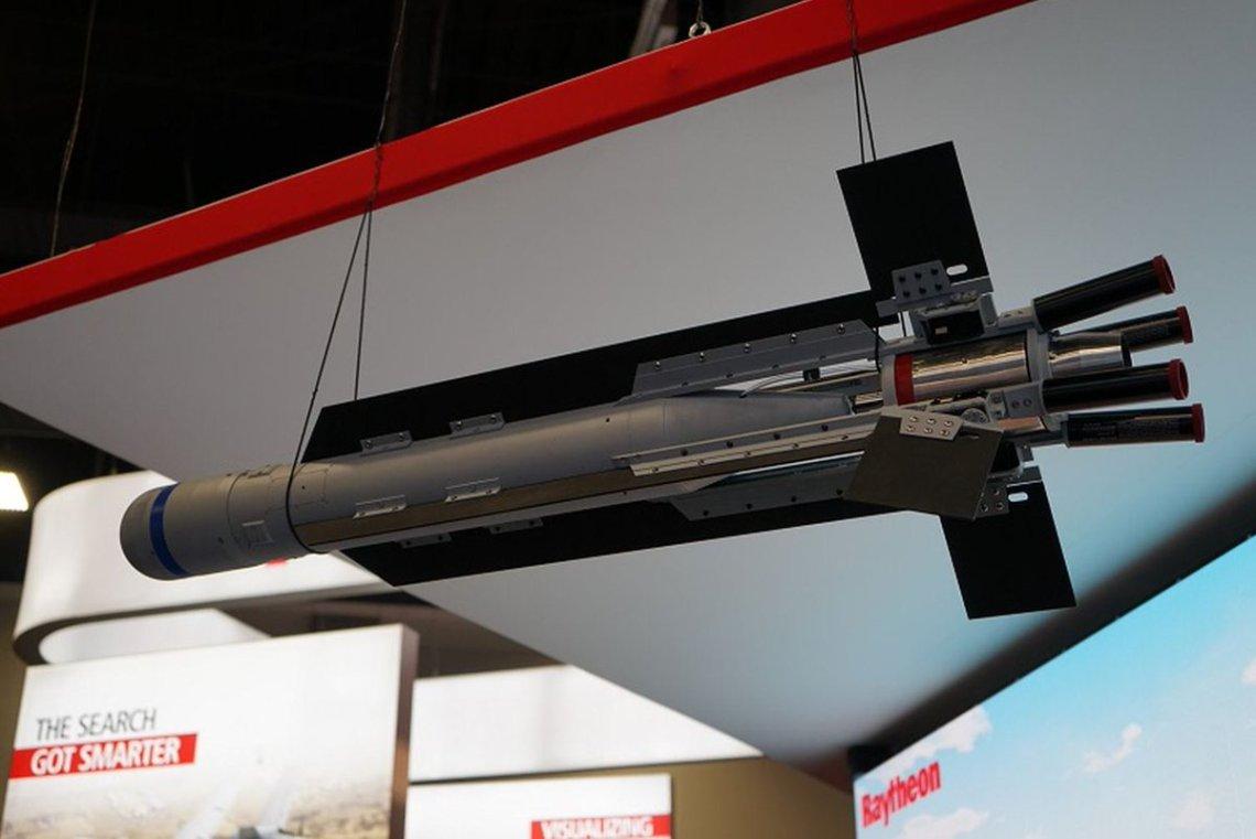 Raytheon Coyote Block 2 UAV