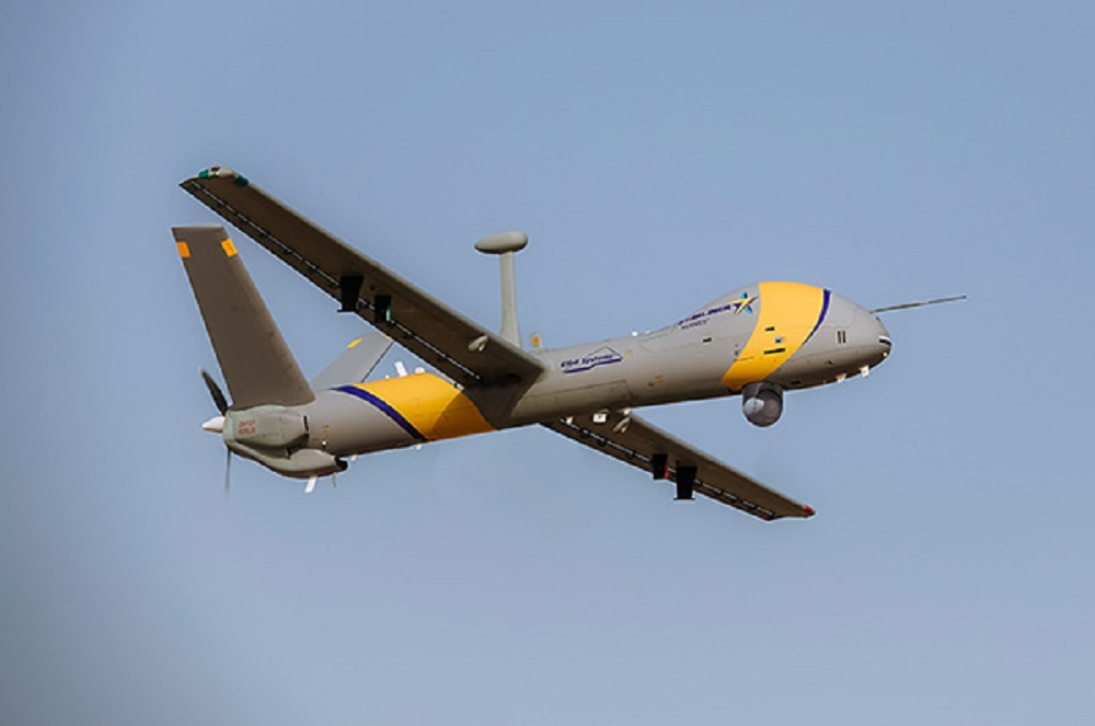 Korea Aerospace Industries and Elbit Systems to Cooperate on Next-Gen UAS Solution for ISTAR Missions