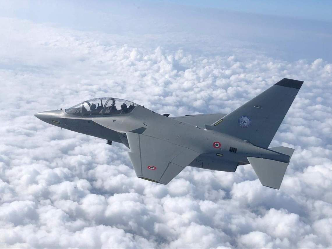 CAE and Leonardo Team Up to Support International Flight Training School in Italy