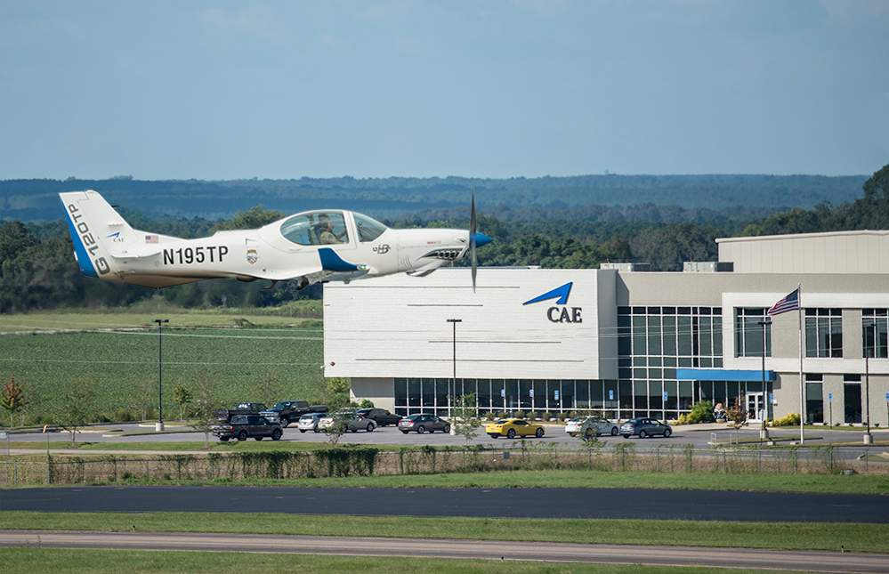 CAE USA Awarded US Air Force Contract to Train Irish Air Corps at Dothan Training Center