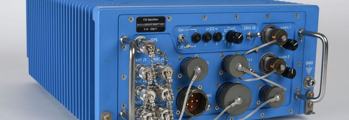 EMP-Protected BNET Radio