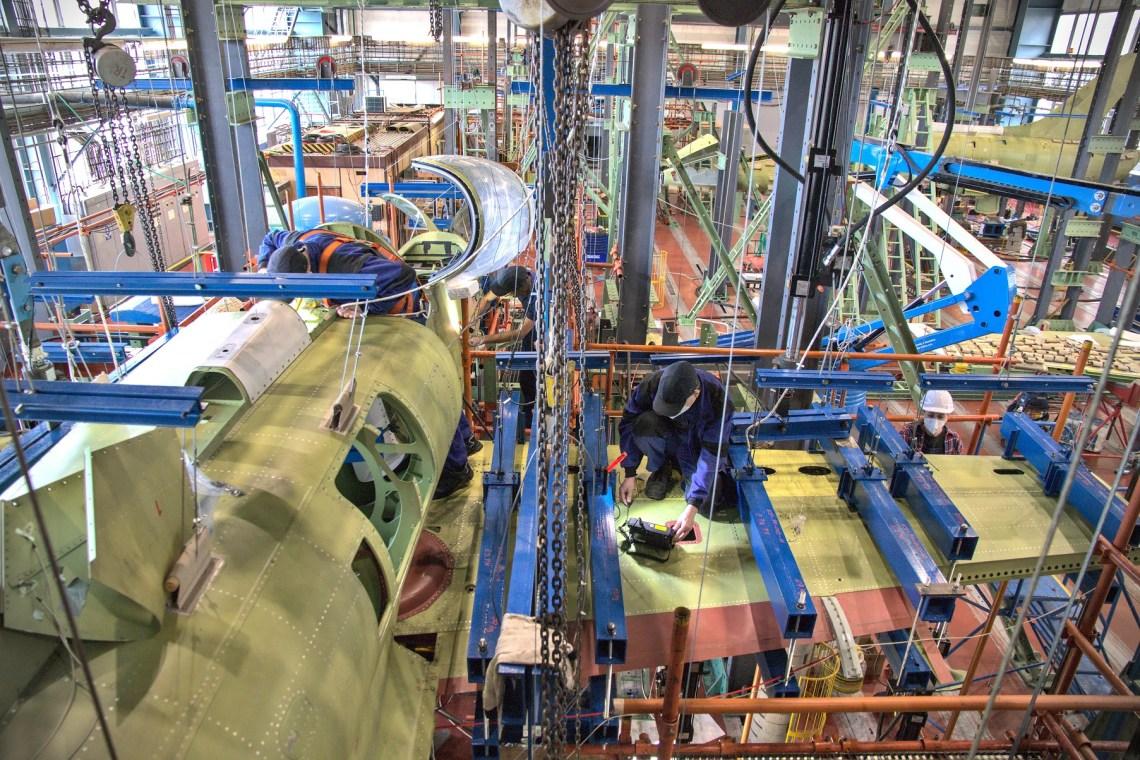 Fatigue Testing Confirms Longer Lifespan of Aero Vodochody L-39NG Aircraft