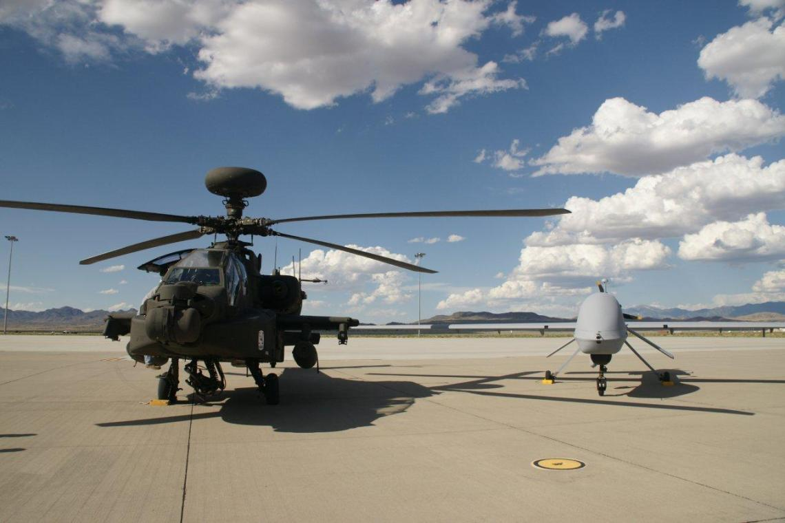 General Atomics-Aeronautical Systems Inc Gray Eagle Unmanned Aircraft System (UAS)