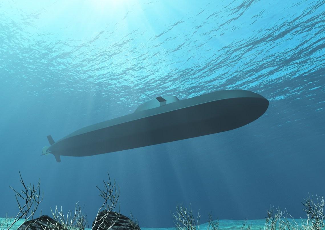 HDW Class 212A Common Design (U212CD) Submarine