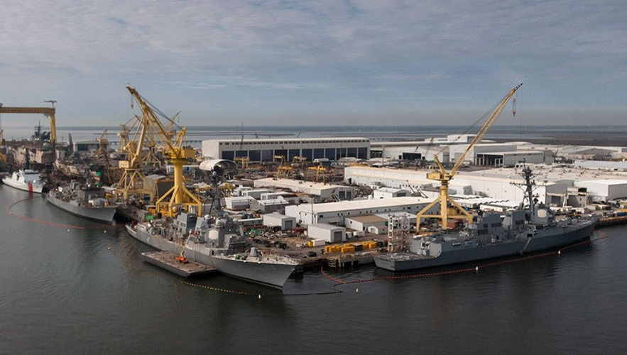 Huntington Ingalls Industries Awarded $250 Million US Navy ISR Support Contract