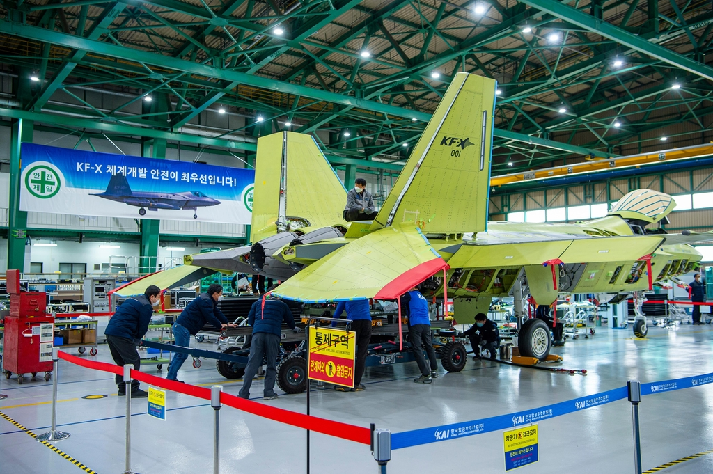 Korea Aerospace Industries to Roll Out Prototype of KF-X Fighter Next Month