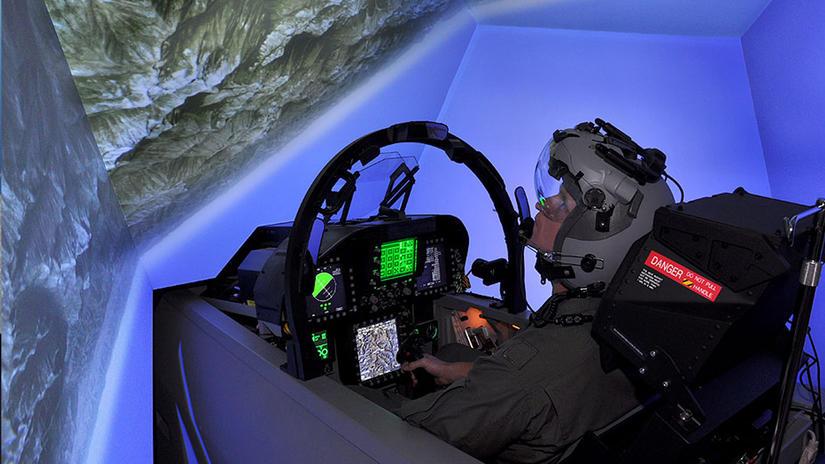 L3Harris F/A-18 Tactical Operational Flight Trainers