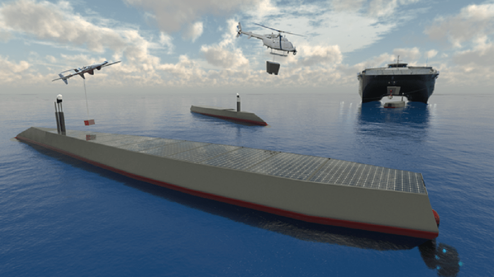 L3Harris Technologies to Design Long-Endurance Autonomous Surface Ship Concept for US DARPA