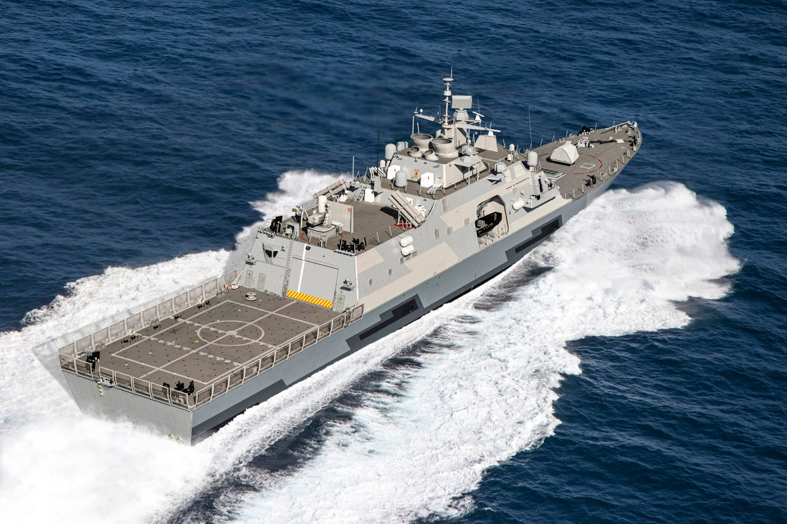 Lockheed Martin Multi-Mission Surface Combatant (MMSC)