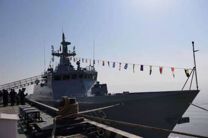 Royal Malaysian Navy Commissions Second Keris-class Littoral Mission Ship (LMS)