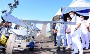 Royal Malaysian Navy Stands Up ScanEagle Unmanned Aircraft System Squadron
