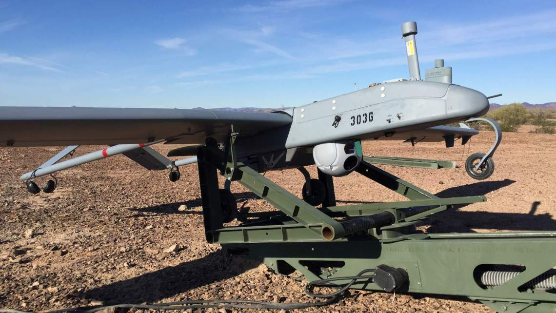Textron Systems Shadow Tactical Unmanned Aircraft System (TUAS)