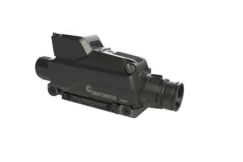 Smart Shooter Individual Weapon Overmatch Optic (IWOO)