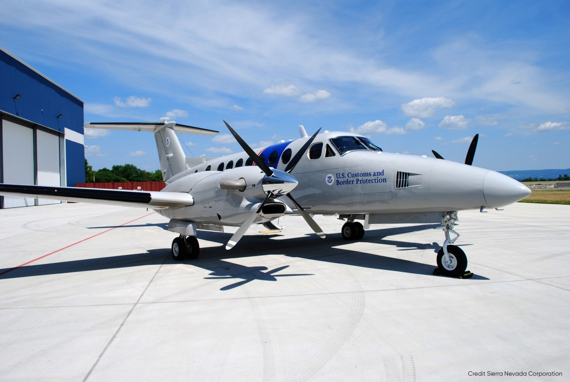 US Customs & Border Protection Orders Additional Multi-Role Enforcement Aircraft from SNC
