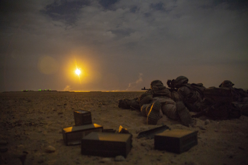 US Marine Corps 15th MEU Completes Theater Amphibious Combat Rehearsal in Kuwait
