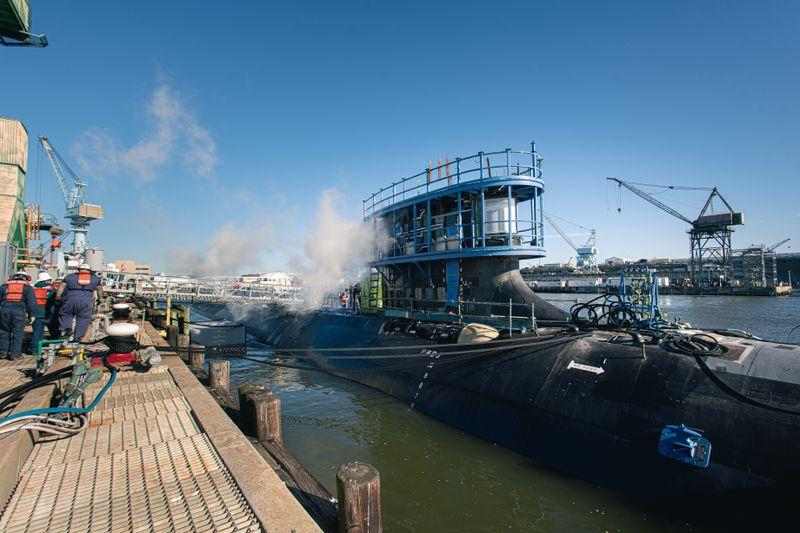 Virginia-class submarine Montana (SSN 794)