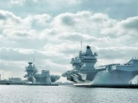 BAE Systems Awarded £1.3 Billion Contract for Royal Navy Future Maritime Support Programme